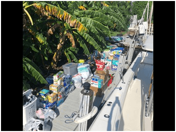 Supplies Delivered